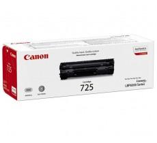 Оригинална тонер касета Cartridge 725 за Canon i-SENSYS LBP6000/ 6020/ 6030/ MF3010