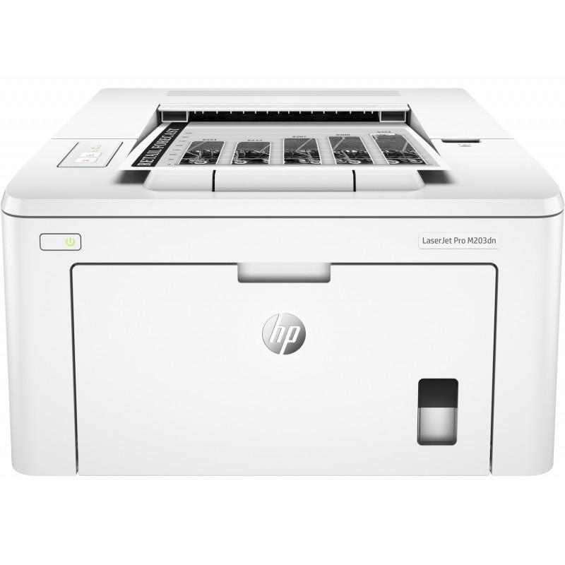 Лазерен принтер HP LaserJet Pro M203dn
