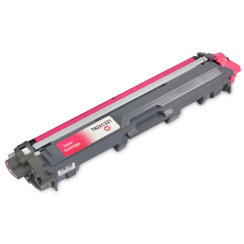 Зареждане на тонер касета TN-241M за цветен принтер Brother HL-3140/ HL-3170/ DCP-9015/ DCP-9020/ MFC-9140/ MFC-9340 MAGENTA