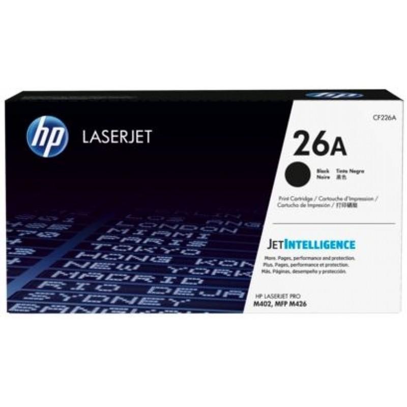 Оригинална тонер касета 26A за HP LaserJet Pro M402/ M426 MFP