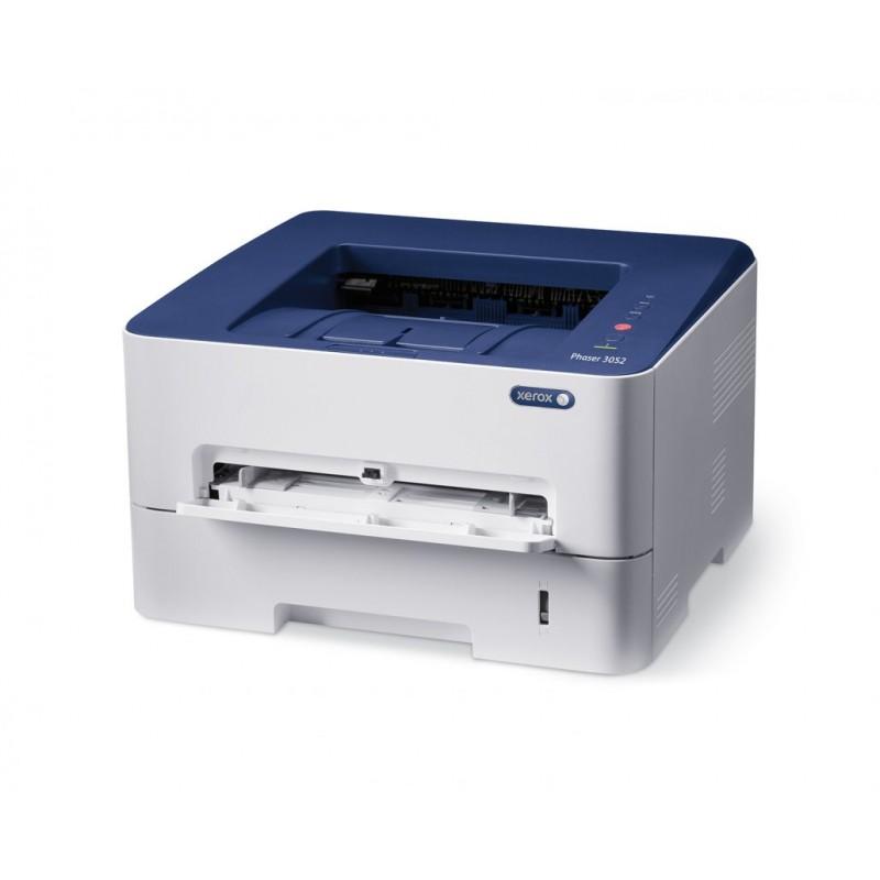 Лазерен принтер Xerox Phaser 3052NI