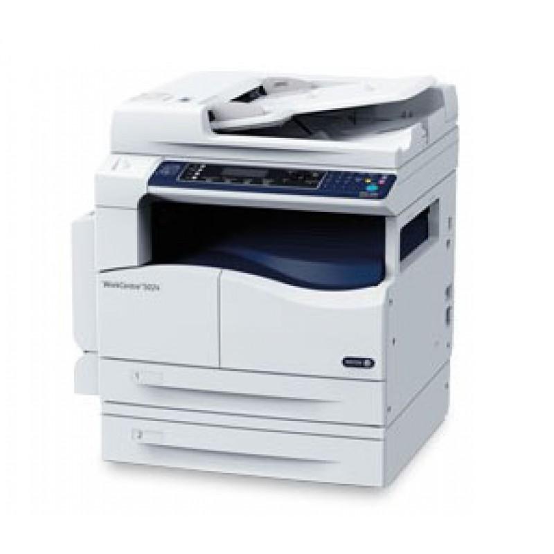 Пълноцветна многофункционална машина A3 Xerox WorkCentre 7535