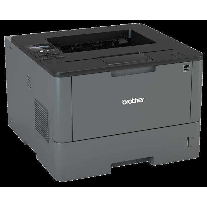 Лазерен принтер Brother HL-L5100DN