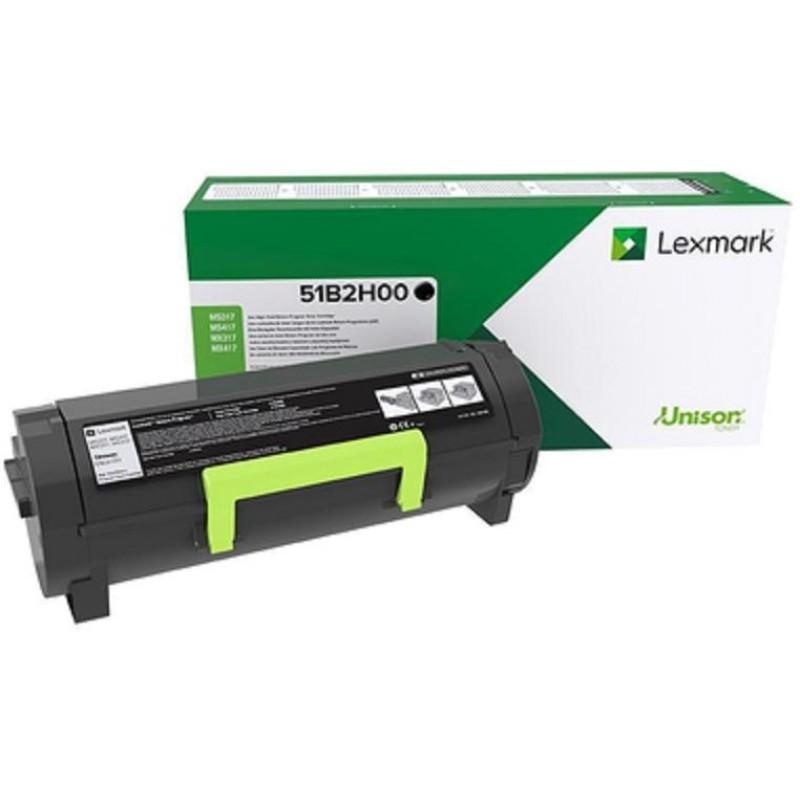 Оригинална тонер касета 51B2H00 за Lexmark MS417/ MS517/ MS617/ MX417/ MX517/ MX617 за 8500 страници
