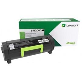 Оригинална тонер касета 51B2000 за Lexmark MS317/ MS417/ MS517/ MS617/ MX317/ MX417/ MX517/ MX617 за 2500 страници