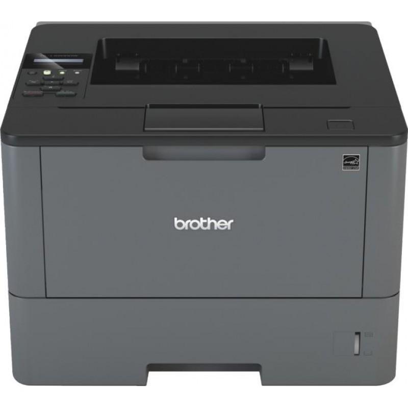Лазерен принтер Brother HL-L5200DW