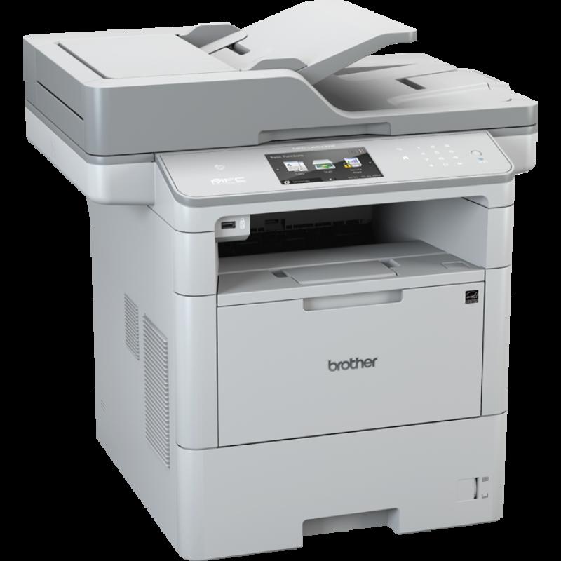 Лазерно многофункционално устройство Brother MFC-L6800DW