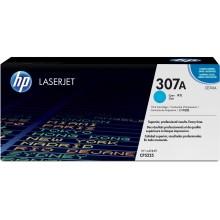 Оригинална тонер касета 307A CE741A за HP Color LaserJet Pro CP5225 CYAN