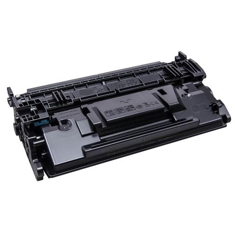 Зареждане на тонер касета 87X CF287X за HP LaserJet Pro M501 Enterprise M506/ M527