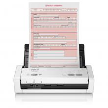 Преносим компактен документен скенер Brother ADS-1200