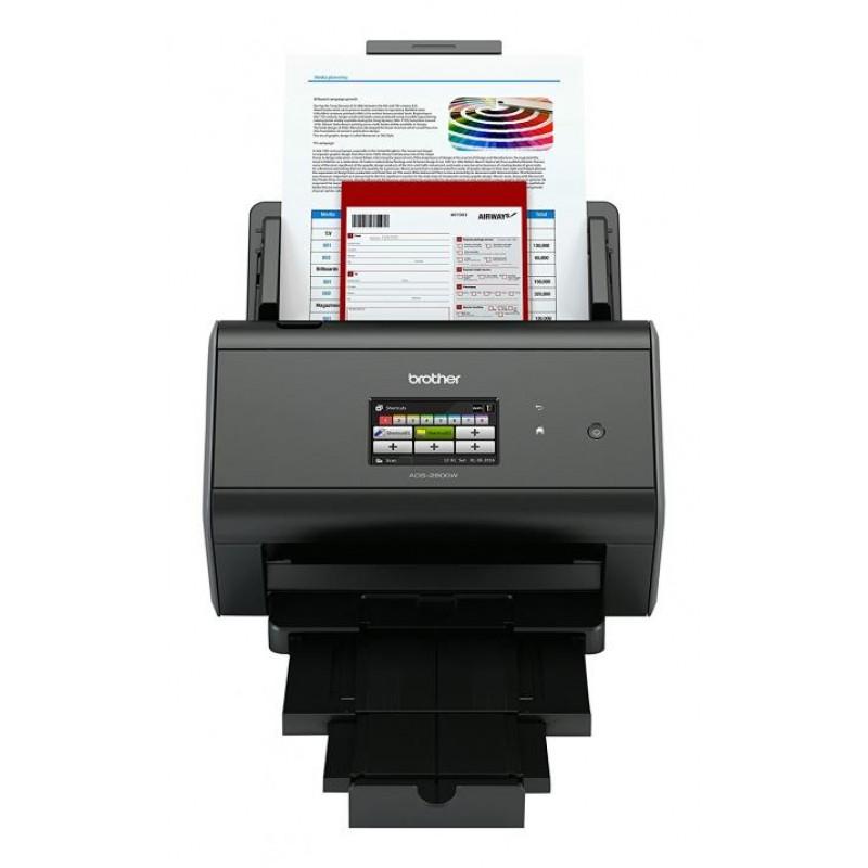 Безжичен документен скенер Brother ADS-2800W