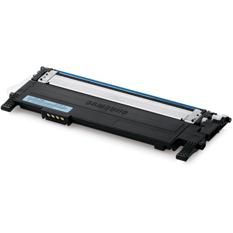 Рециклиране на тонер касета CLT-C406S за цветен принтер Samsung CLP-365/ SL-C410/ SL-C460/ CLX-3300/ CLX-3305 CYAN