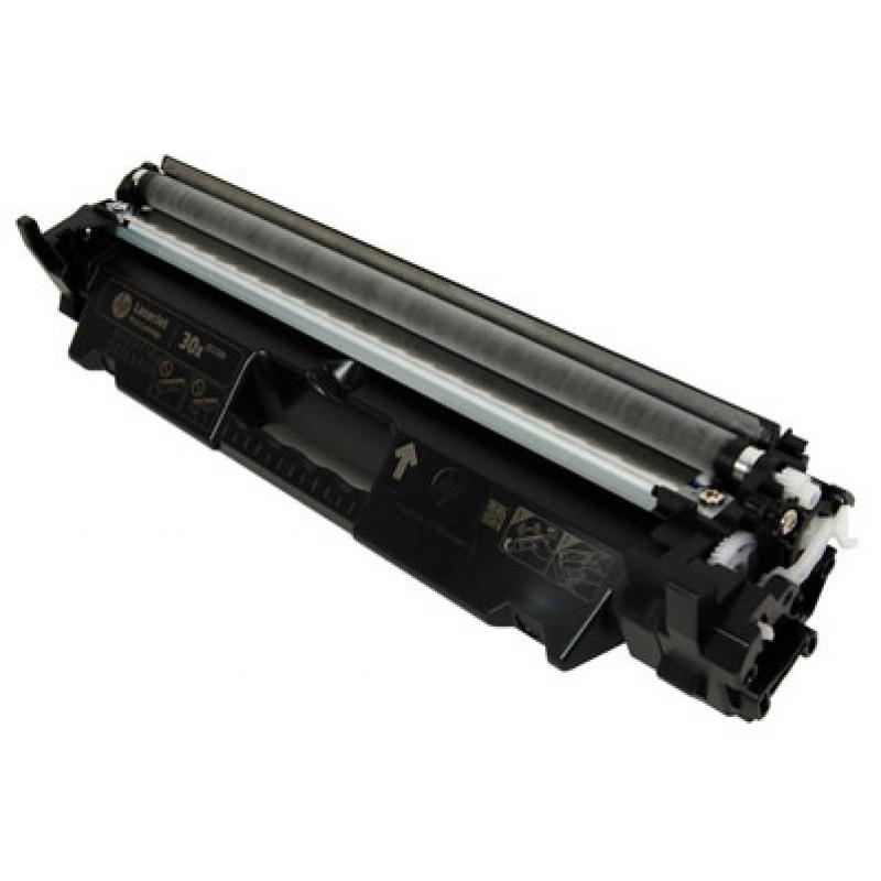 Зареждане на тонер касета 30X CF230X за HP LaserJet Pro M202/ M227 MFP