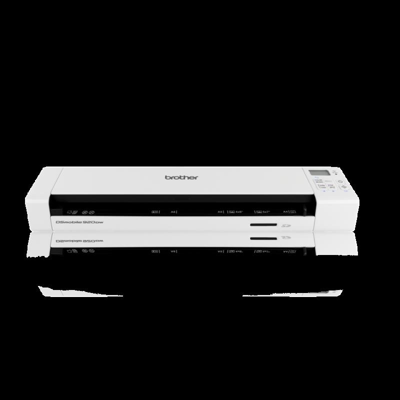 Мобилен скенер Brother DS-920DW