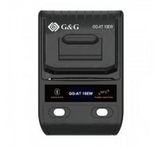 Портативен етикетен принтер G&G GG-AT 10EW