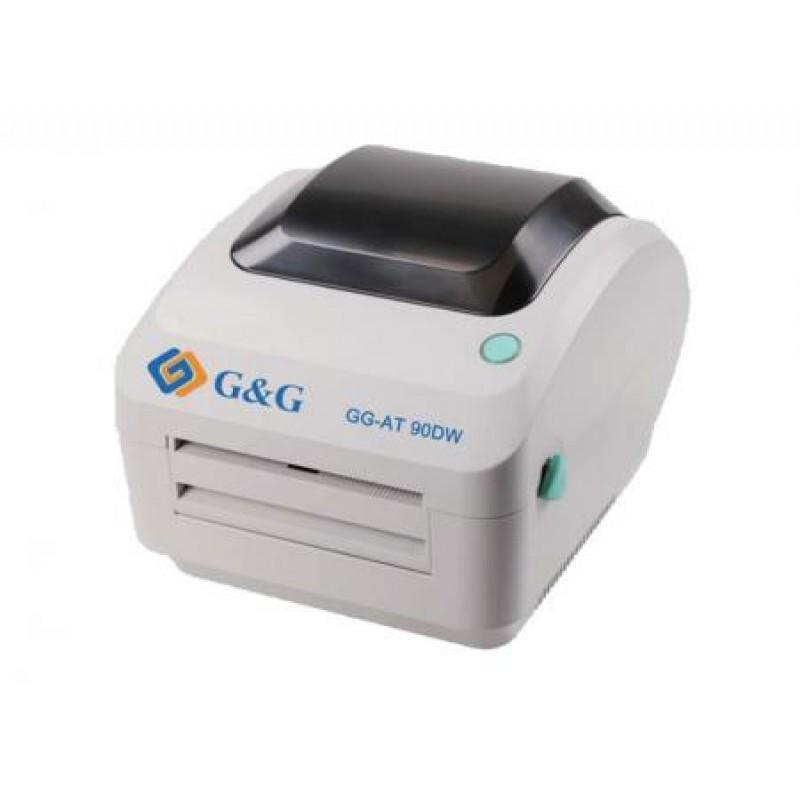 Портативен етикетен принтер G&G GG-AT-90DW