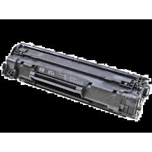 Зареждане на тонер касета 85A CE285A за HP LaserJet Pro P1102/ M1212/ M1217/ M1130/ M1132
