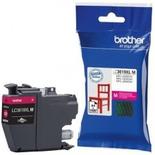 Патрон с мастило Brother LC-3619XL за MFC-J2330DW/ MFC-J3530DW/ MFC-J3930DW Magenta Ink Cartridge High Yield