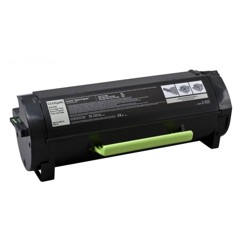 Рециклиране на тонер касета за Lexmark MS310/ MS312/ MS410/ MS415/ MS510/ MS610 за 10000 страници