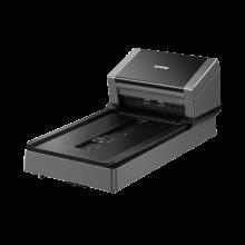 Високоскоростен документен скенер със плоско стъкло и автоматично листоподаващо устройство Brother PDS-6000F
