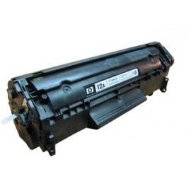 Зареждане на тонер касета 12A Q2612A за HP LaserJet 1010/ 1018/ 1020/ 1022/ 3015/ 3030/ 3050