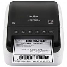 Етикетен принтер Brother QL-1110NWB