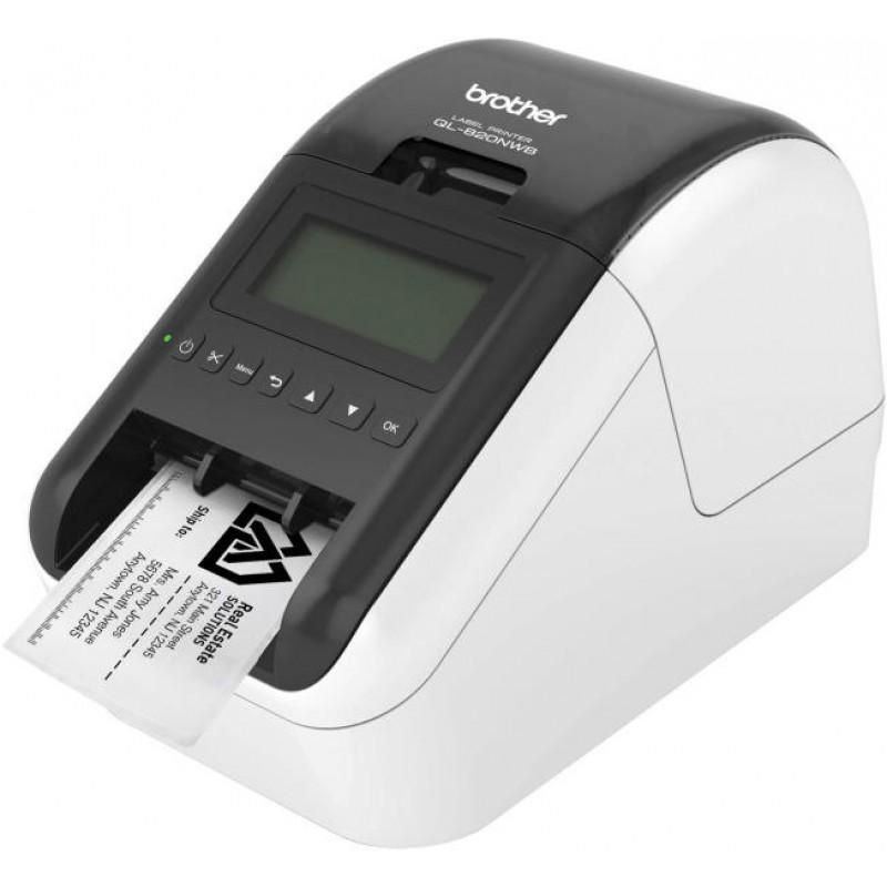 Етикетен принтер Brother QL-820NW