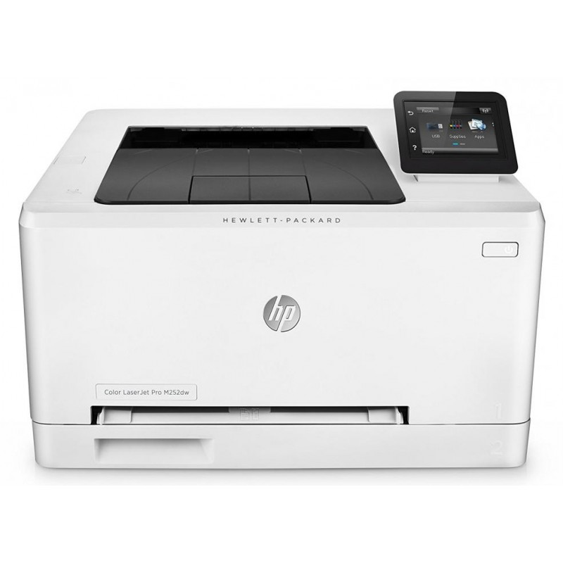 Цветен лазерен принтер HP Color LaserJet Pro M255dw