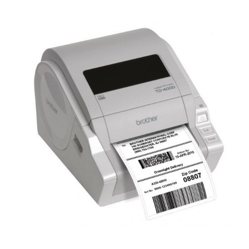 Етикетен принтер Brother TD-4000