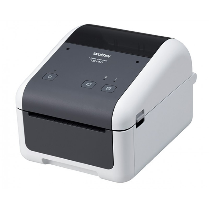 Етикетен принтер Brother TD-4100N