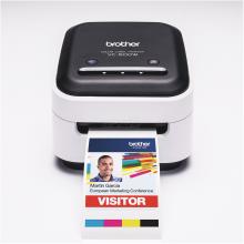 Етикетен принтер Brother VC-500W
