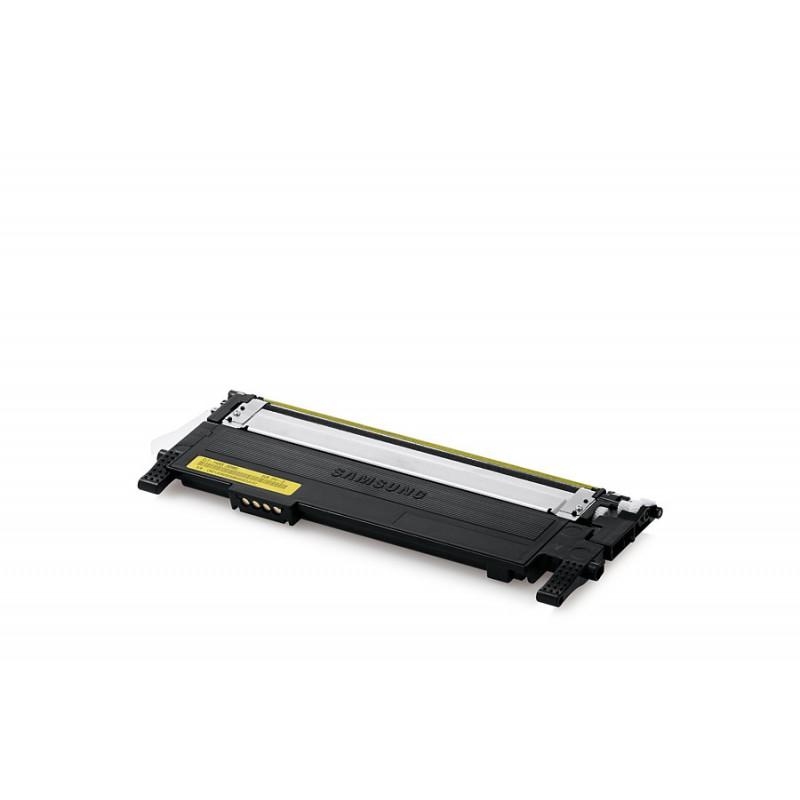 Рециклиране на тонер касета CLT-Y406S за цветен принтер Samsung CLP-365/ SL-C410/ SL-C460/ CLX-3300/ CLX-3305 YELLOW