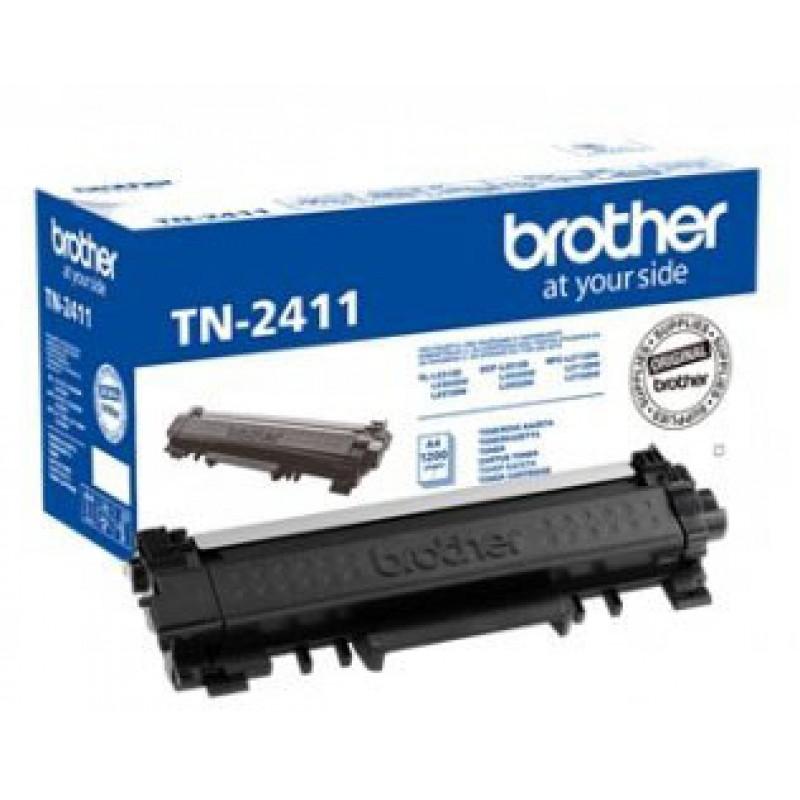 Оригинална тонер касета TN-2411 за Brother HL-L2312D/ HL-L2352DW/ HL-L2372DN/ DCP-L2512D/ DCP-L2532DW/ DCP-L2552DN/ MFC-L2712DN/ MFC-L2712DW/ MFC-L2732DW