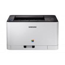 Цветен лазерен принтер Samsung SL-C430W