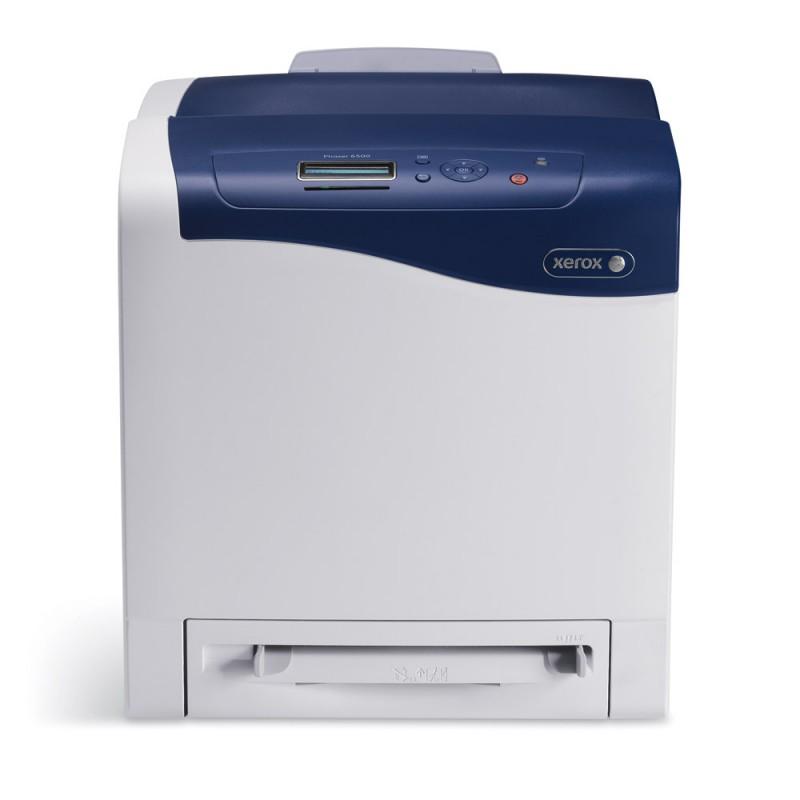 Цветен лазерен принтер Xerox Phaser 6600N