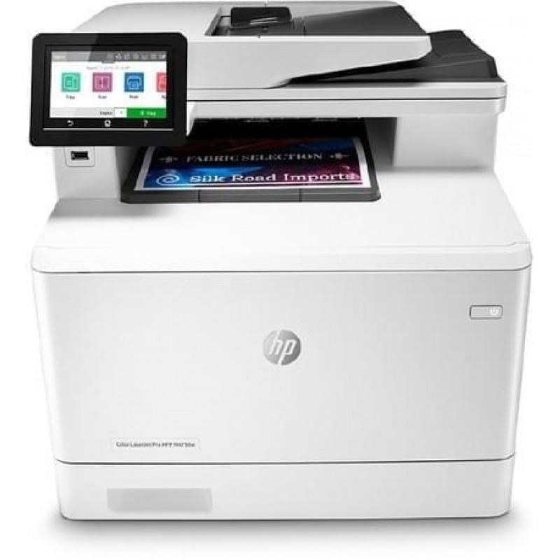 Цветно многофункционално устройство HP Color LaserJet Pro MFP M479dw