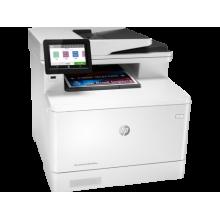 Цветно многофункционално устройство HP Color LaserJet Pro MFP M479fnw