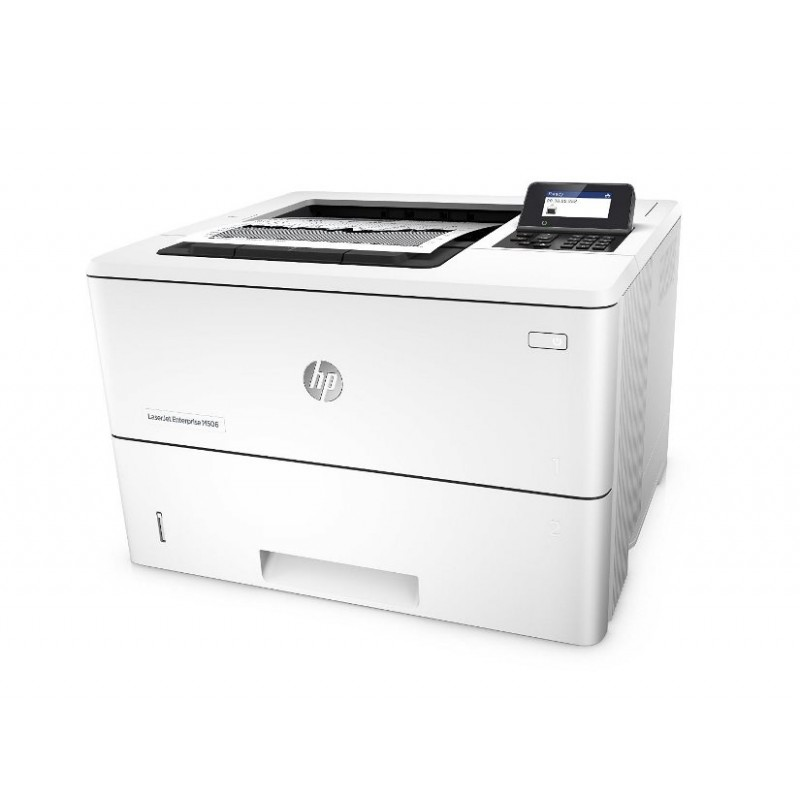 Лазерен принтер HP LaserJet Enterprise M506dn