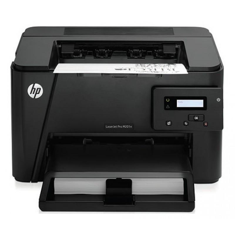 Лазерен принтер HP LaserJet Pro M201n
