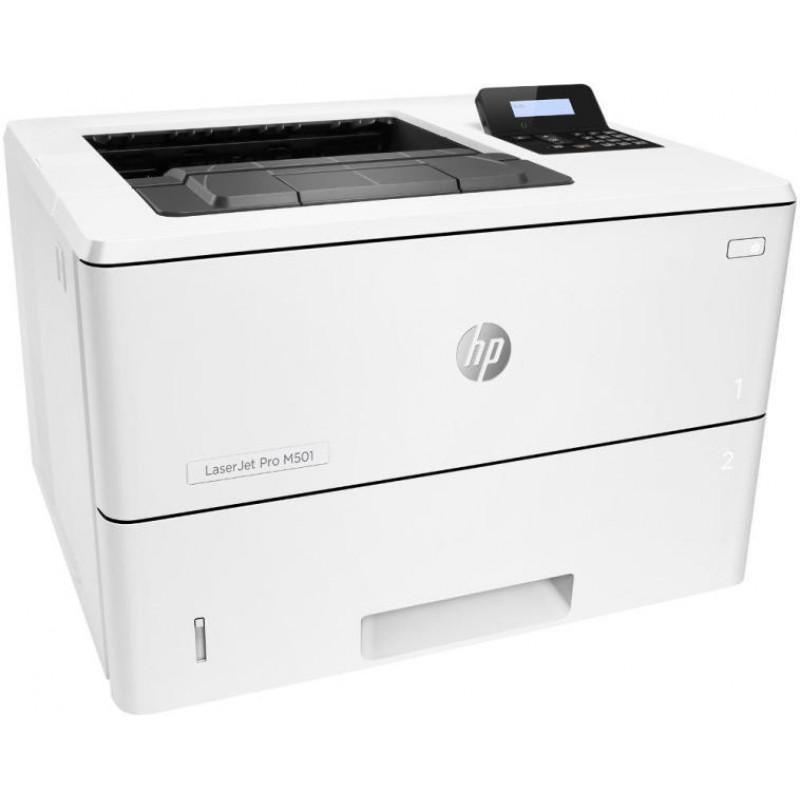 Лазерен принтер HP LaserJet Pro M501dn