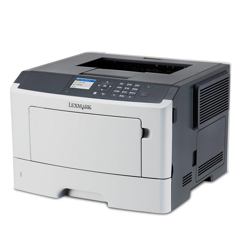 Лазерен принтер Lexmark MS510dn