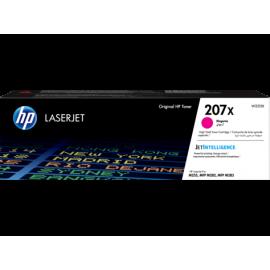 Оригинална тонер касета 207X за HP Color LaserJet Pro M255/ M282/ M283 MAGENTA