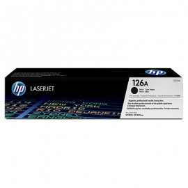 Оригинална тонер касета 126A за HP Color LaserJet Pro CP1025/ M175/ M275 BLACK