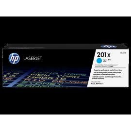 Оригинална тонер касета 201X за HP Color LaserJet Pro M252n/ M274/ M277 CYAN