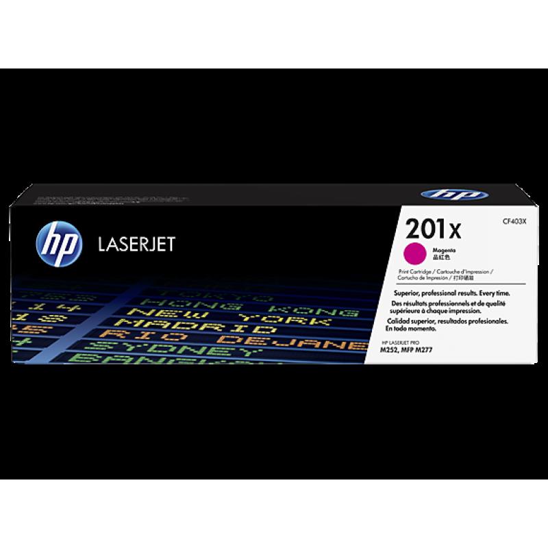 Оригинална тонер касета 201X за HP Color LaserJet Pro M252n/ M274/ M277 MAGENTA