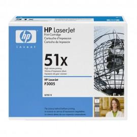 Оригинална тонер касета 51X Q7551X за HP LaserJet P3005/ M3035/ M3027