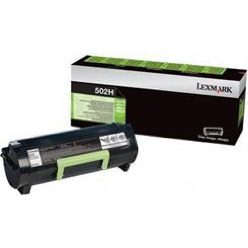 Оригинална тонер касета 50F2H00 за Lexmark MS310/ MS312/ MS410/ MS415/ MS510/ MS610 за 5000 страници