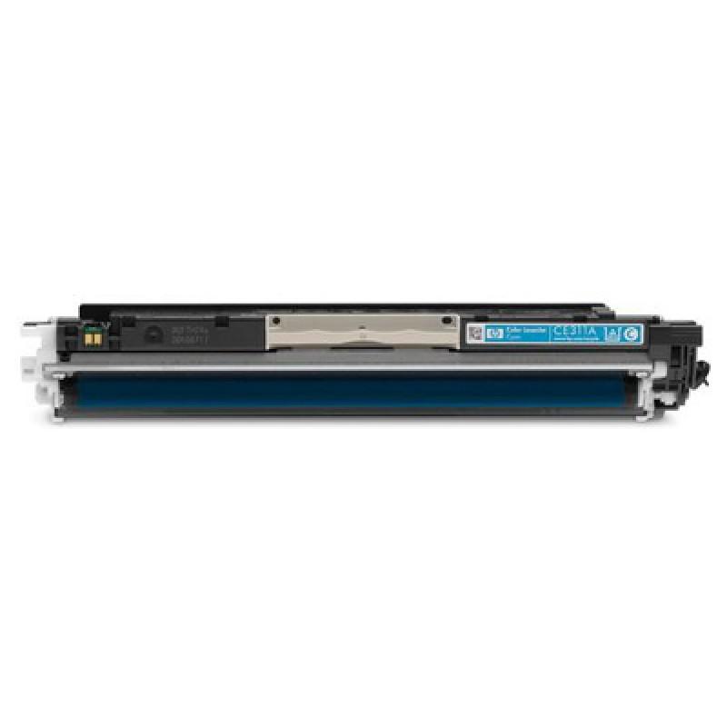 Рециклиране на тонер касета 126A CE311A за HP Color LaserJet Pro CP1025/ M175/ M275 CYAN