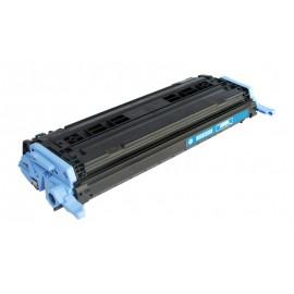 Рециклиране на тонер касета 124A Q6001A за цветен лазерен принтерHP Color LaserJet 1600/ 2600/ 2605 CYAN