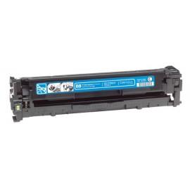 Рециклиране на тонер касета 125A CB541A за цветен лазерен принтер HP Color LaserJet CP1215/ CP1515/ CM1312 CYAN